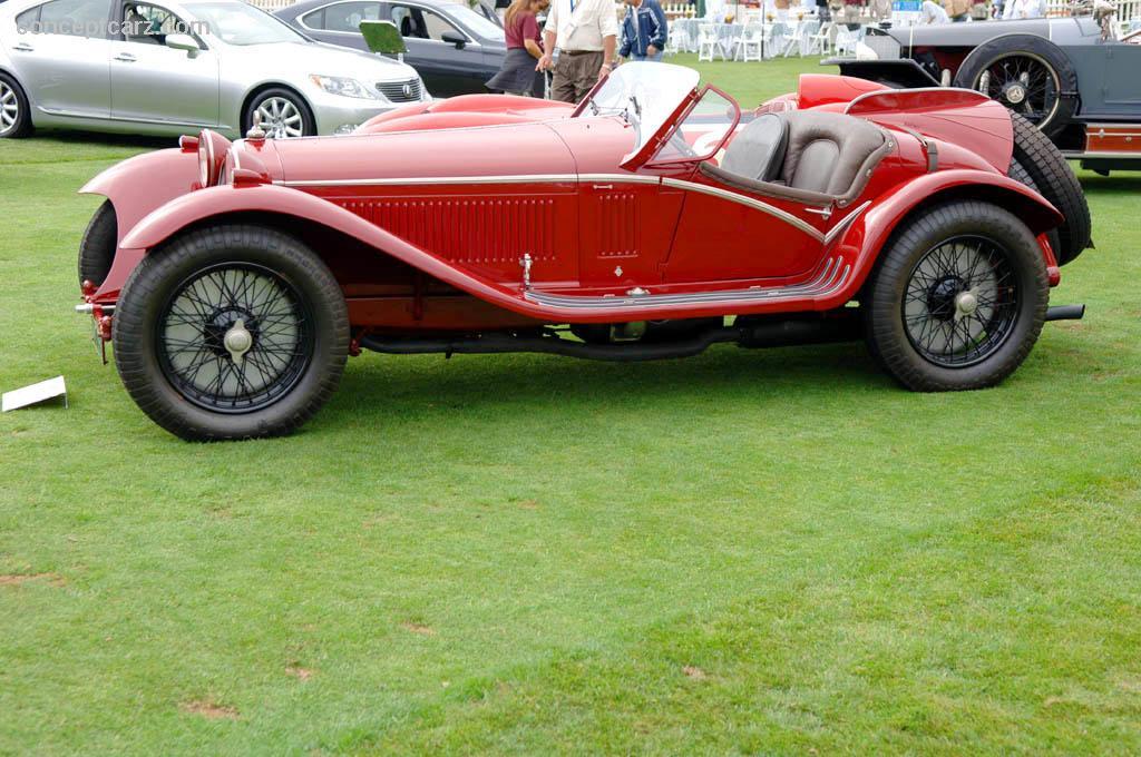 1932 Alfa Romeo 8c 2300 Conceptcarz Com
