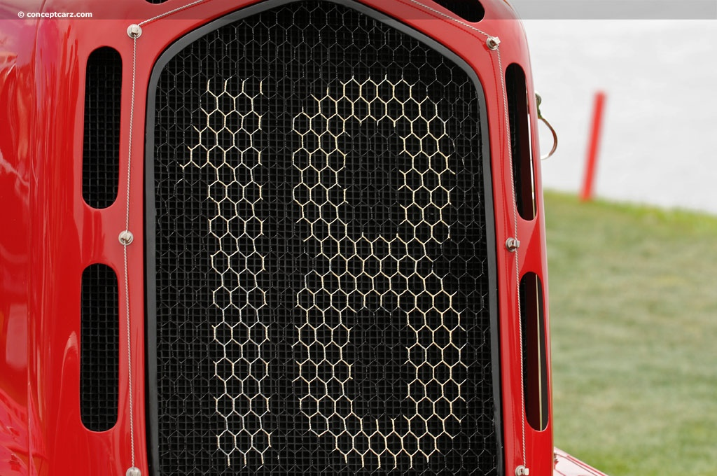 1933 Alfa Romeo 8C 2300 Monza Image