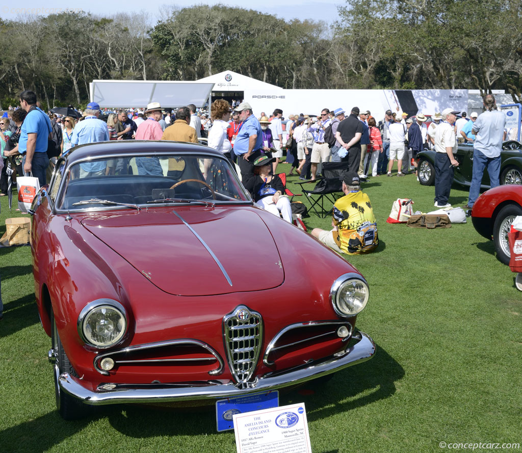 Auction Results And Data For 1957 Alfa Romeo 1900 CSS