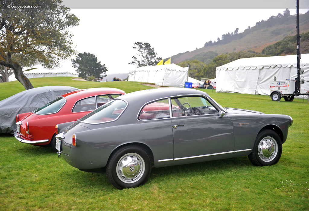 auction results and data for 1958 alfa romeo giulietta veloce sprint. Black Bedroom Furniture Sets. Home Design Ideas