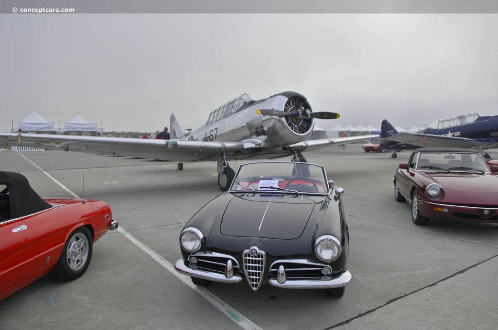 Alfa romeo giulietta sprint veloce 1956 for sale 17
