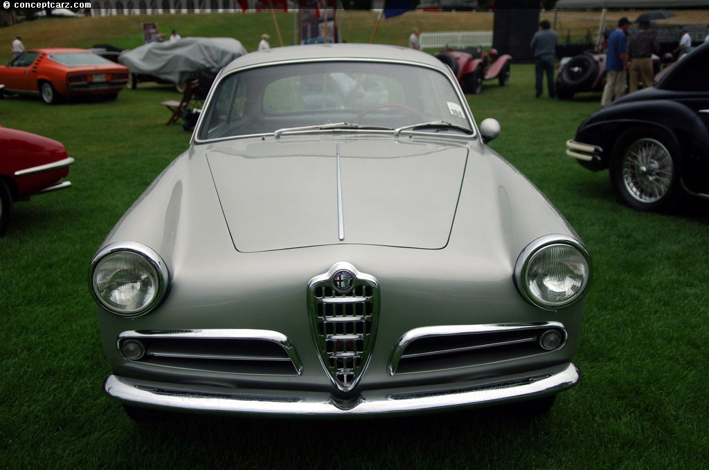 1958 alfa romeo giulietta veloce sprint. Black Bedroom Furniture Sets. Home Design Ideas