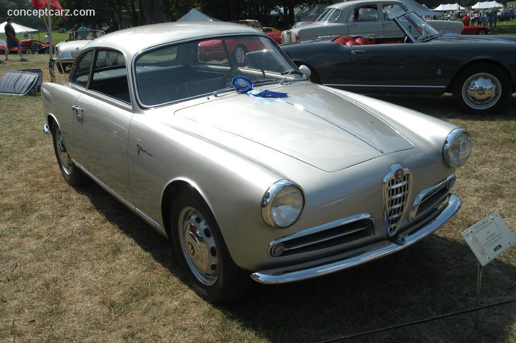 1958 alfa romeo giulietta sprint veloce for sale 14