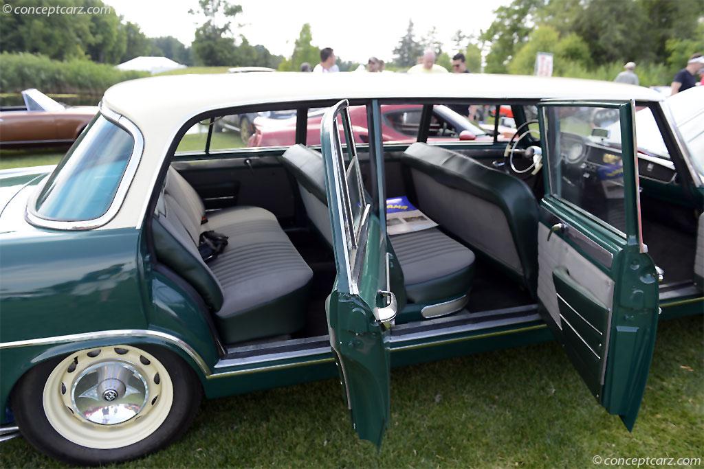 Alfa Romeo 2600 Berlina (106) '-1962