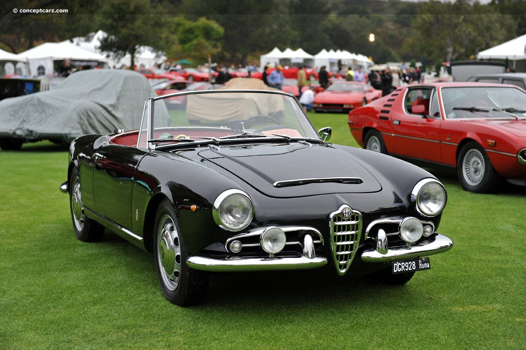 1962 alfa romeo giulia spider veloce 1600 14