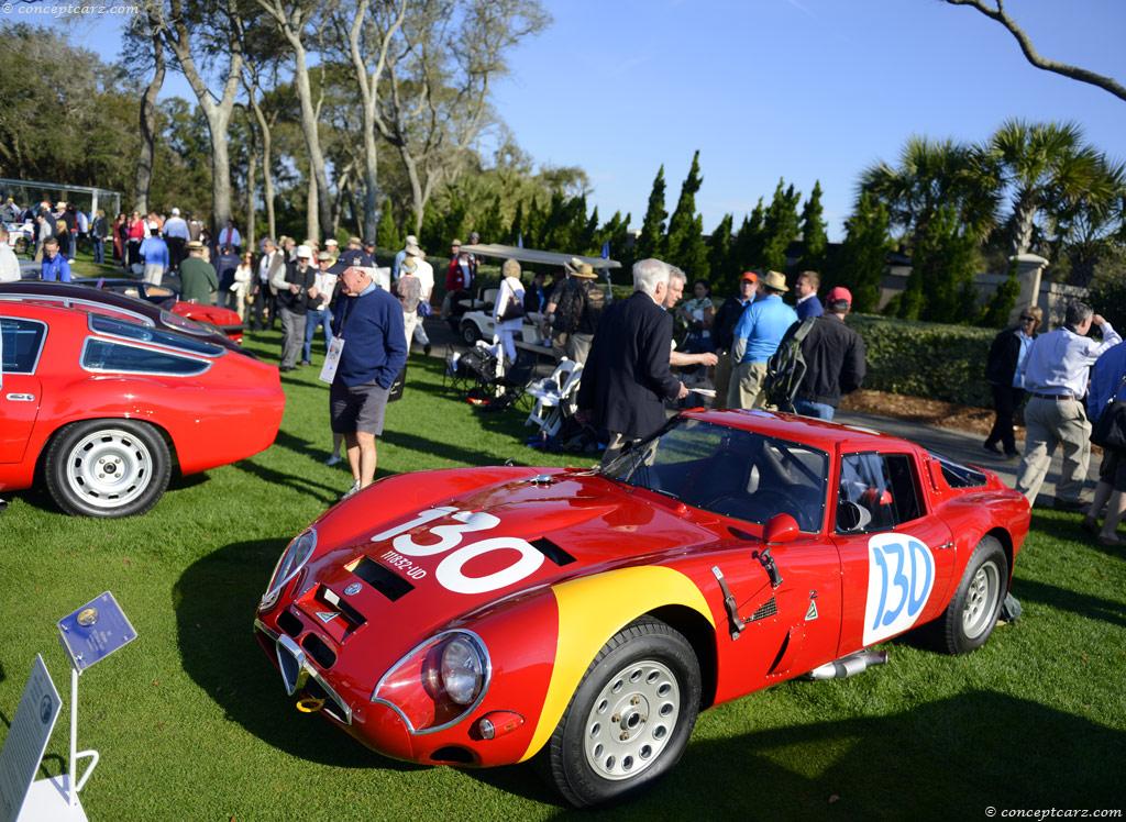 Auction results and data for 1965 Alfa Romeo Giulia TZ2
