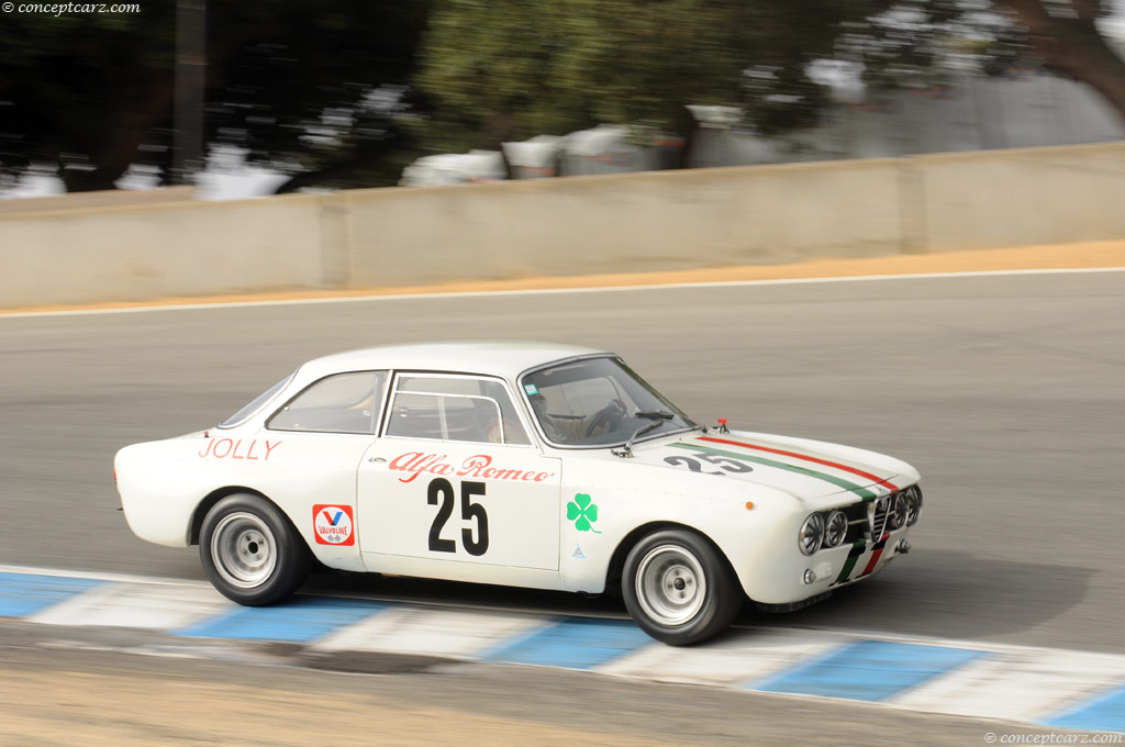 Alfa Romeo Giulia Sprint GTA pictures and wallpaper