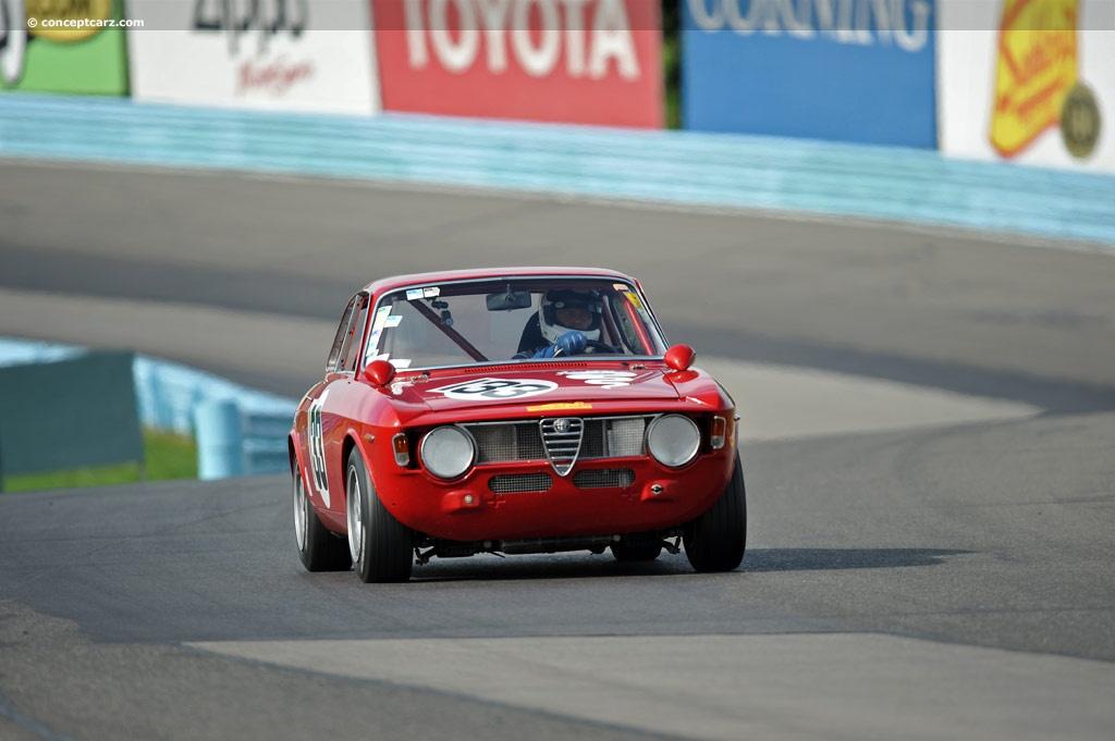 1968 Alfa Romeo GTV 1750 - Car Photo and Specs