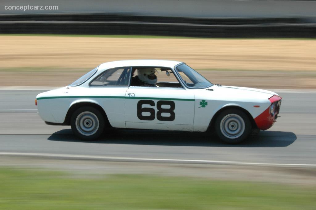 1968 ALFA ROMEO 1750 GTV MK1 FIA HISTORIC RACE CAR For Sale Weston ...