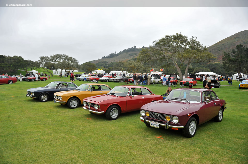 Alfa Romeo 2000 GTV pictures and wallpaper