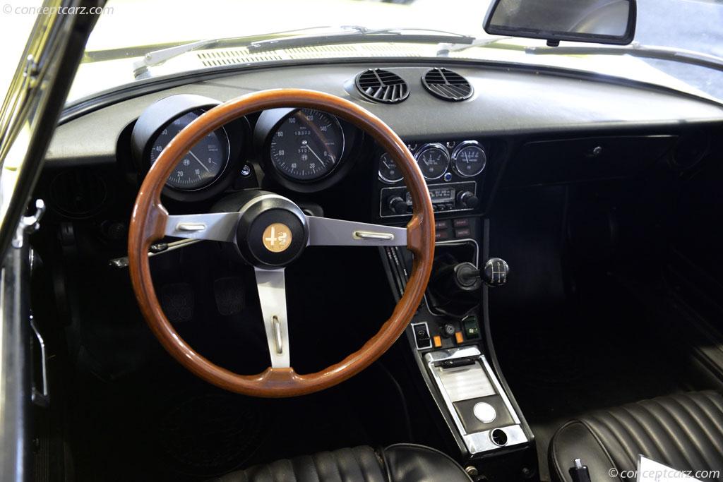 1973 Alfa Romeo Spider Veloce  conceptcarzcom