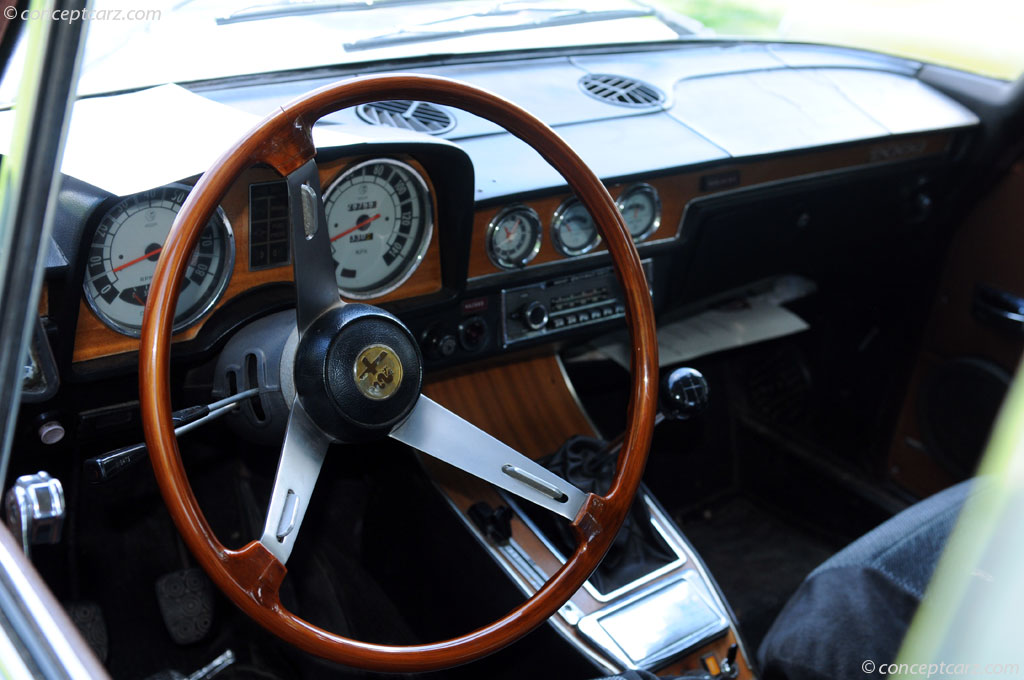 auction results and data for 1973 alfa romeo berlina