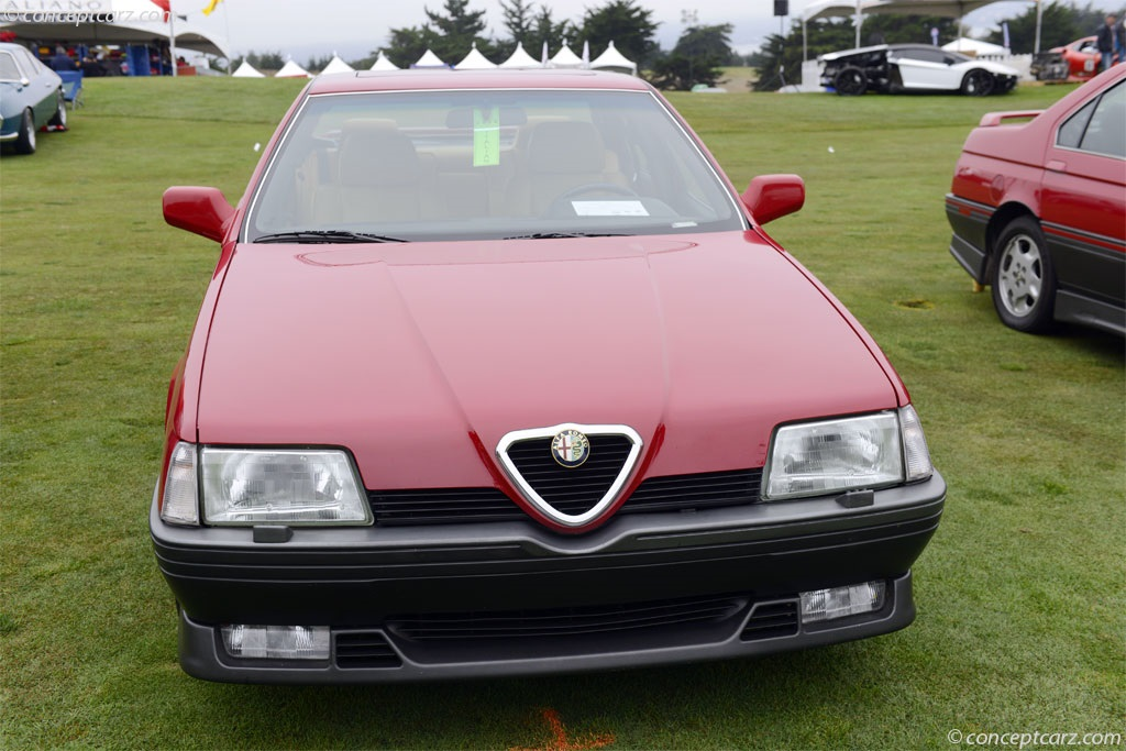 auction results and data for 1992 alfa romeo 164. Black Bedroom Furniture Sets. Home Design Ideas