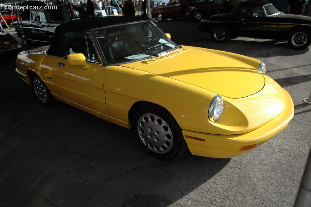1992 alfa romeo spider veloce specifications 10