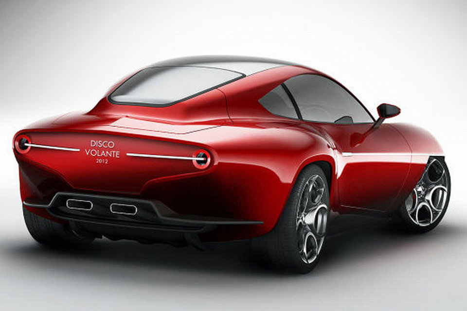 auction results and data for 2012 alfa romeo disco volante concept. Black Bedroom Furniture Sets. Home Design Ideas