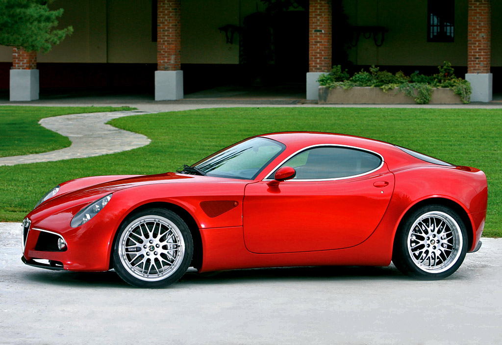 2007 alfa romeo 8c competizione. Black Bedroom Furniture Sets. Home Design Ideas