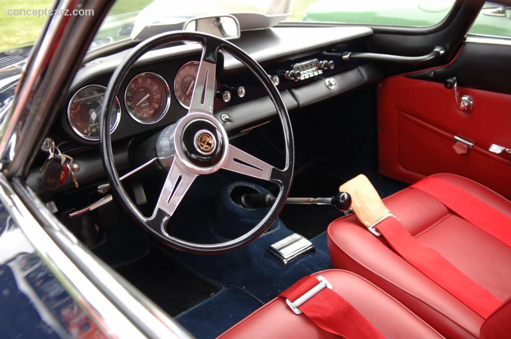 special 1954-1965 Alfa Romeo Giulia