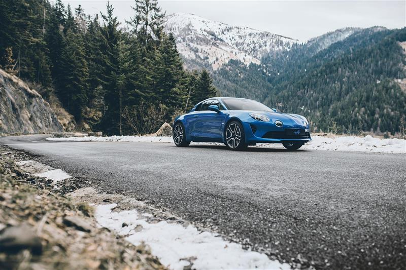 2017 Alpine A110 Image