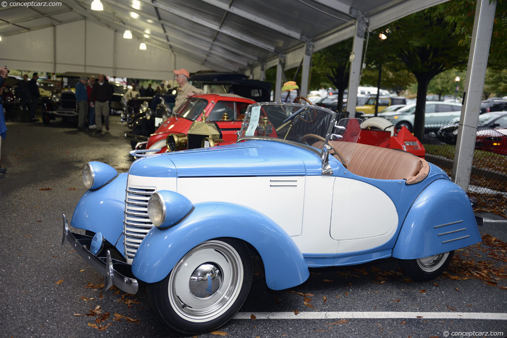 Economy Auto Sales >> 1939 American Bantam Model 60 - conceptcarz.com