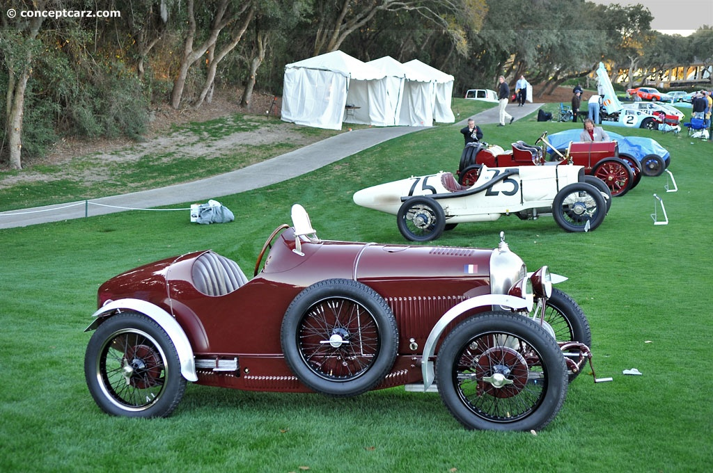 1924 Amilcar CGSS Pict...