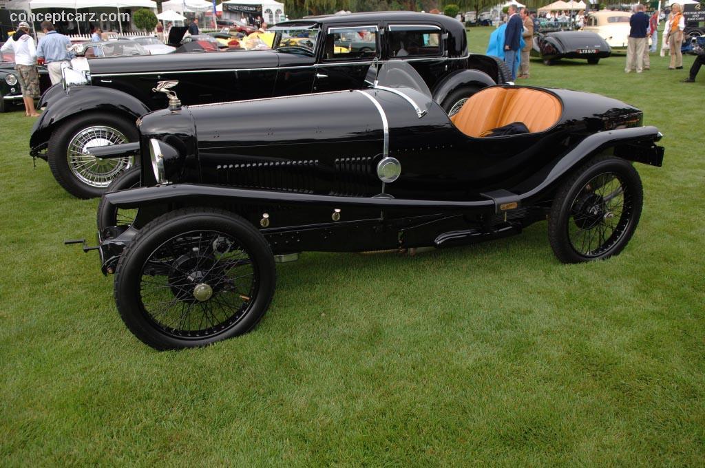 1925 Amilcar 4CGS - co...
