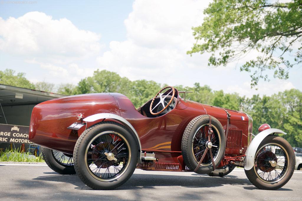 1924 Amilcar CGSS (Gra...