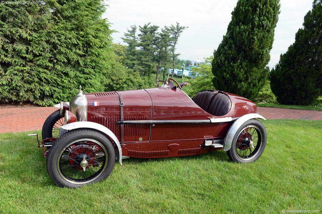 1924 Amilcar CGSS - co...