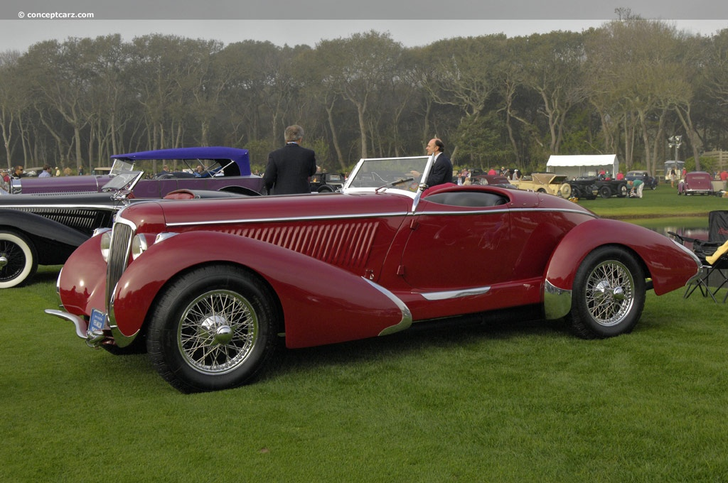 1935 Amilcar Type G36 ...