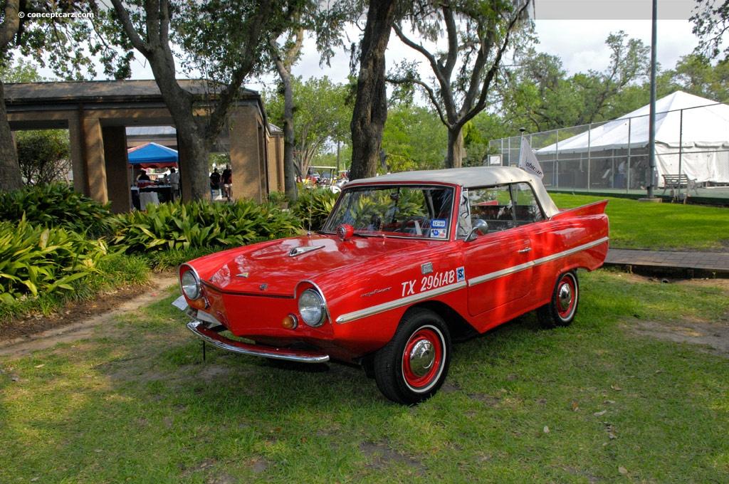 1964 Amphicar 770 Image