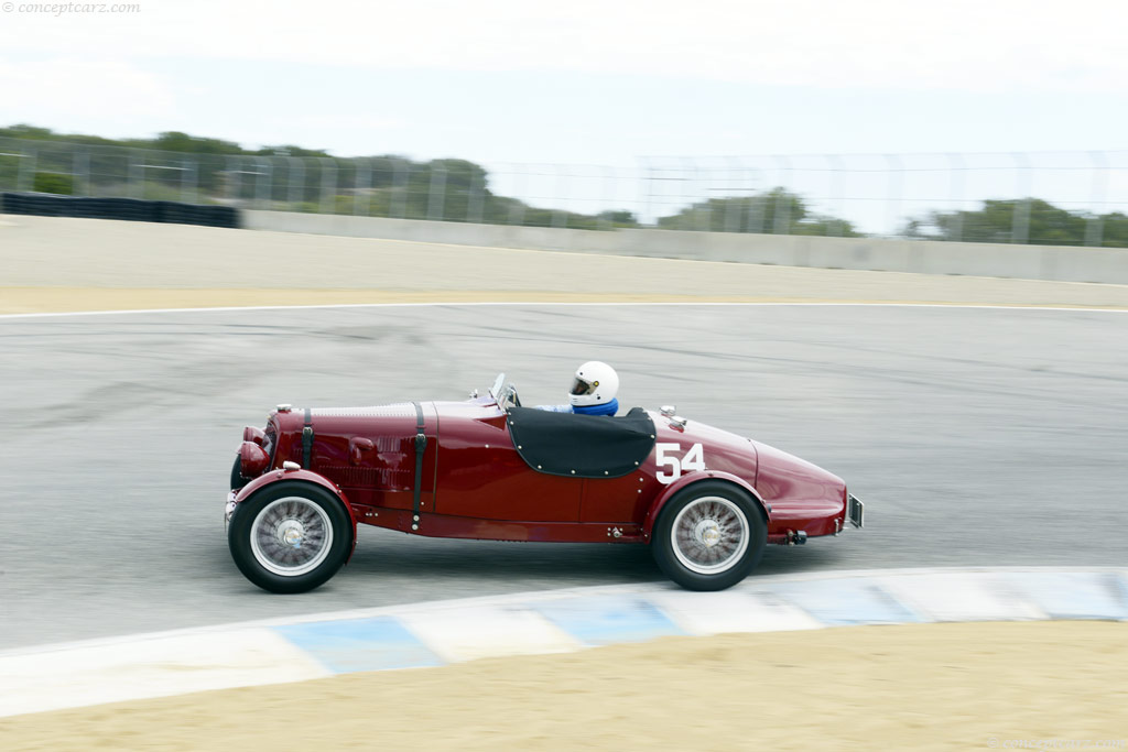 Auction Results And Data For 1938 Aston Martin 1598