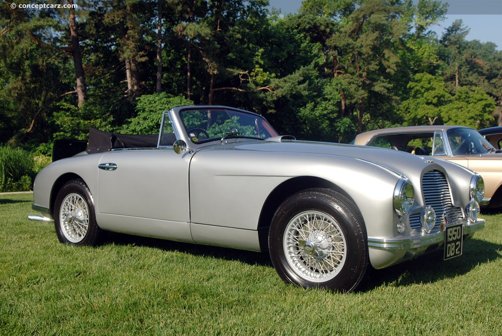 1950 aston martin db2 images photo 50 aston martin db2 dv 12 eh. Black Bedroom Furniture Sets. Home Design Ideas