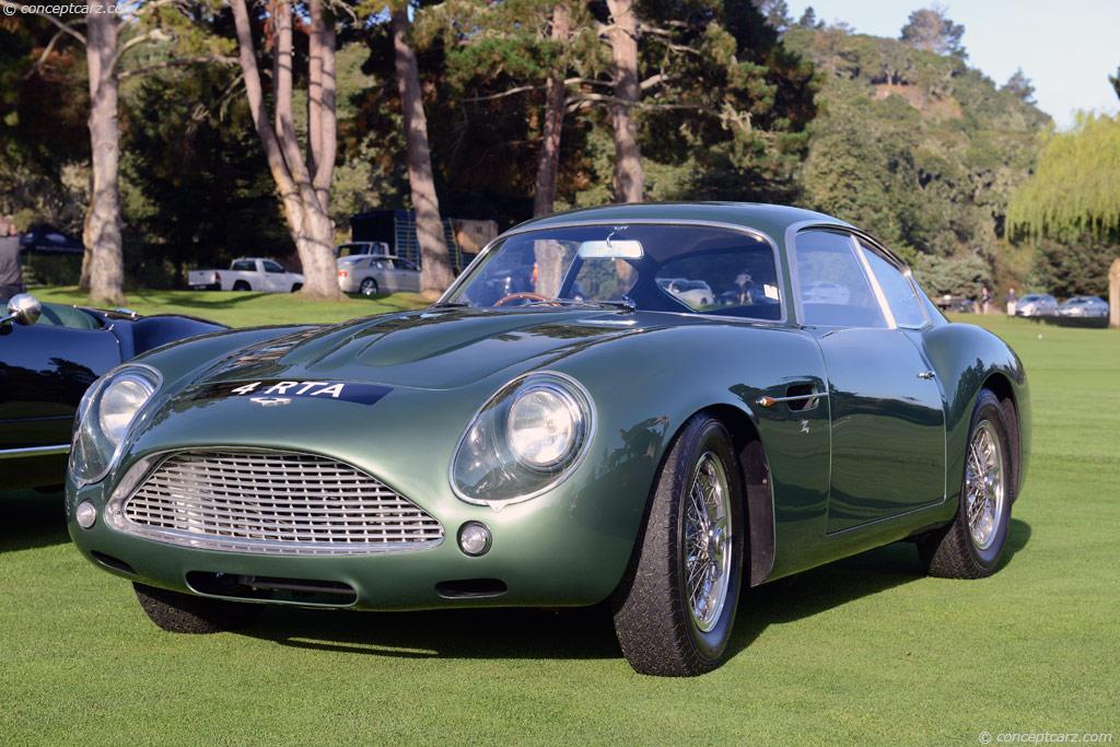 1961 Aston Martin DB4 GT Zagato - conceptcarz.com