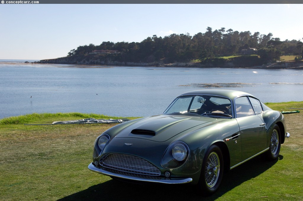 1961 aston martin db4 gt zagato image. Black Bedroom Furniture Sets. Home Design Ideas
