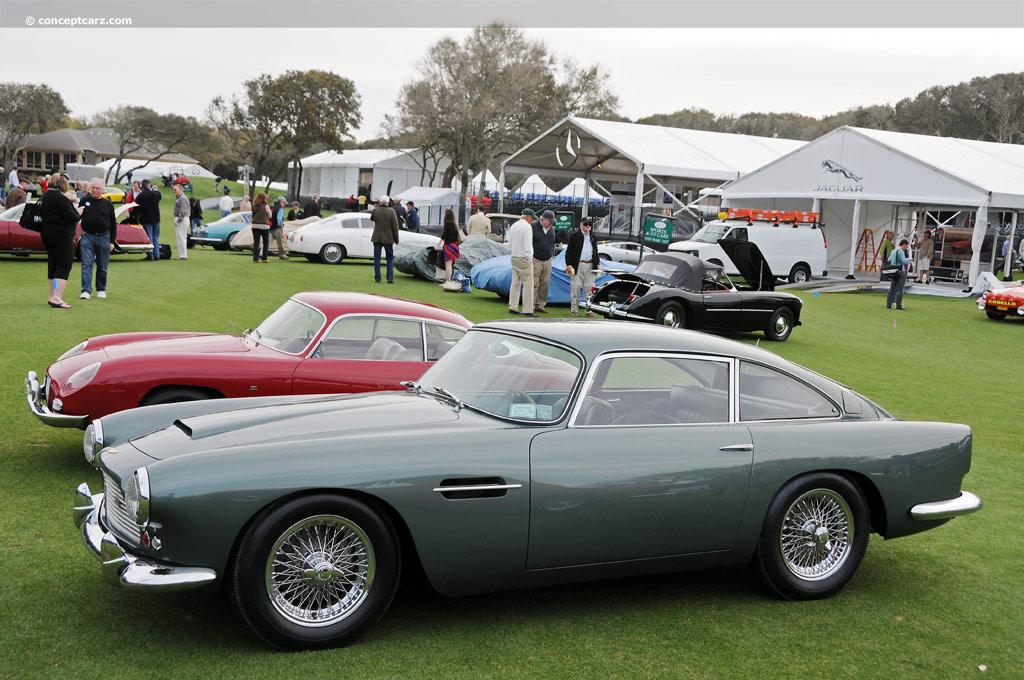 zagato cars for sale | 1962 Aston Martin DB4 GT Zagato For Sale ...