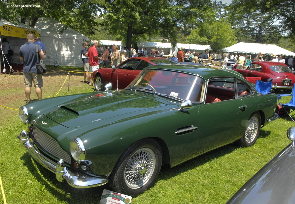 1962 Aston Martin DB4GT By Zagato | car review @ Top Speed