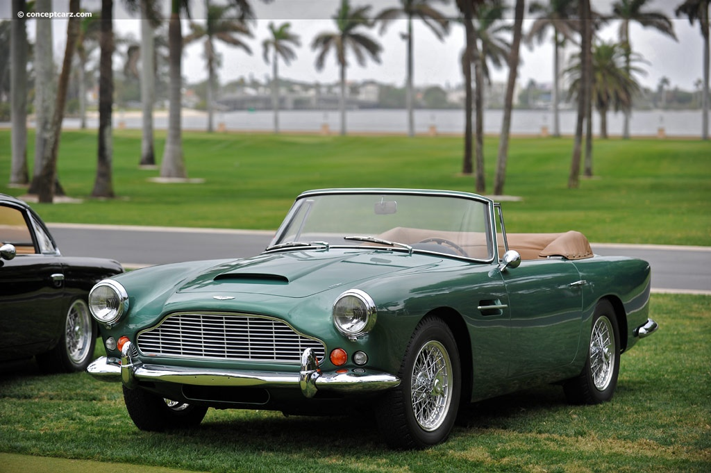 auction results and data for 1963 aston martin db4. Black Bedroom Furniture Sets. Home Design Ideas
