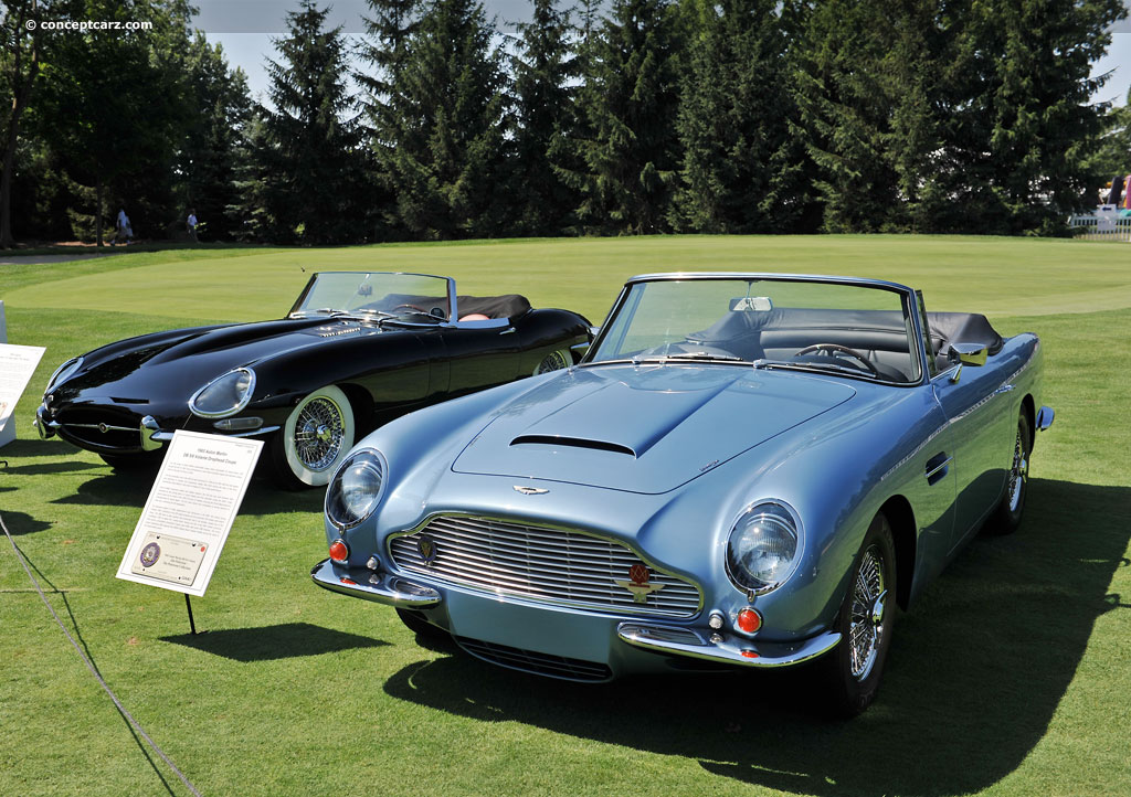 1965 aston martin db5 at the concours d 39 elegance of america at st john 39 s. Black Bedroom Furniture Sets. Home Design Ideas