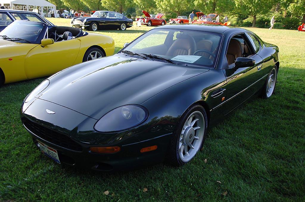 1997 aston martin db7 pictures history value research news. Black Bedroom Furniture Sets. Home Design Ideas
