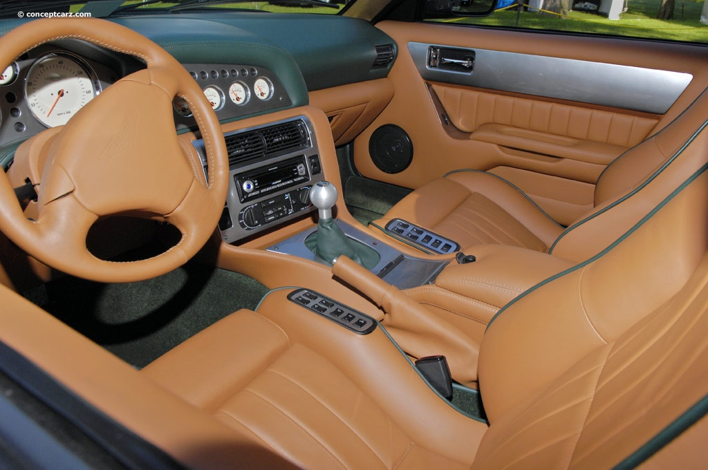 1999 Aston Martin Db7 Aston Martin Lagonda Limited Conceptcarz