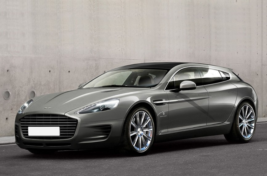 2013 Aston Martin Rapide Jet Concept Pictures News Research