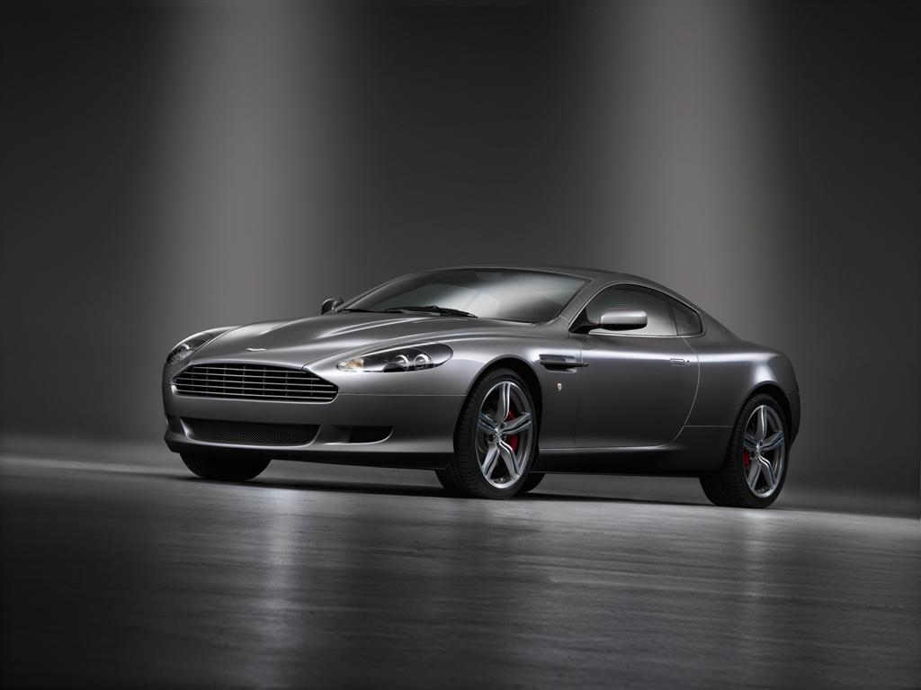 2009 Aston Martin Db9 Conceptcarz Com