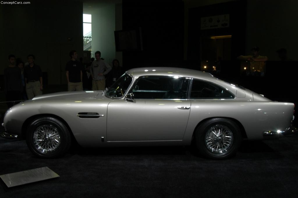 Sothebys Auction Results >> 1964 Aston Martin 007 DB5 - conceptcarz.com
