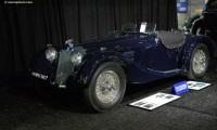 1938 Atalanta Short Chassis image.
