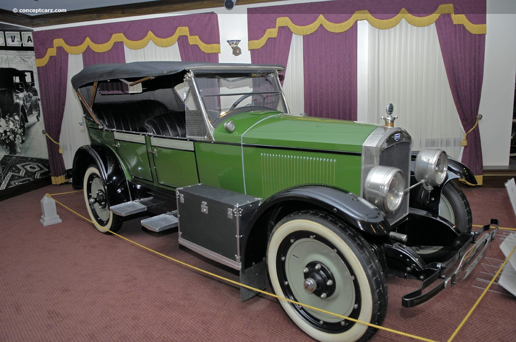 1917 Auburn 6-39 Pictures, History, Value, Research, News