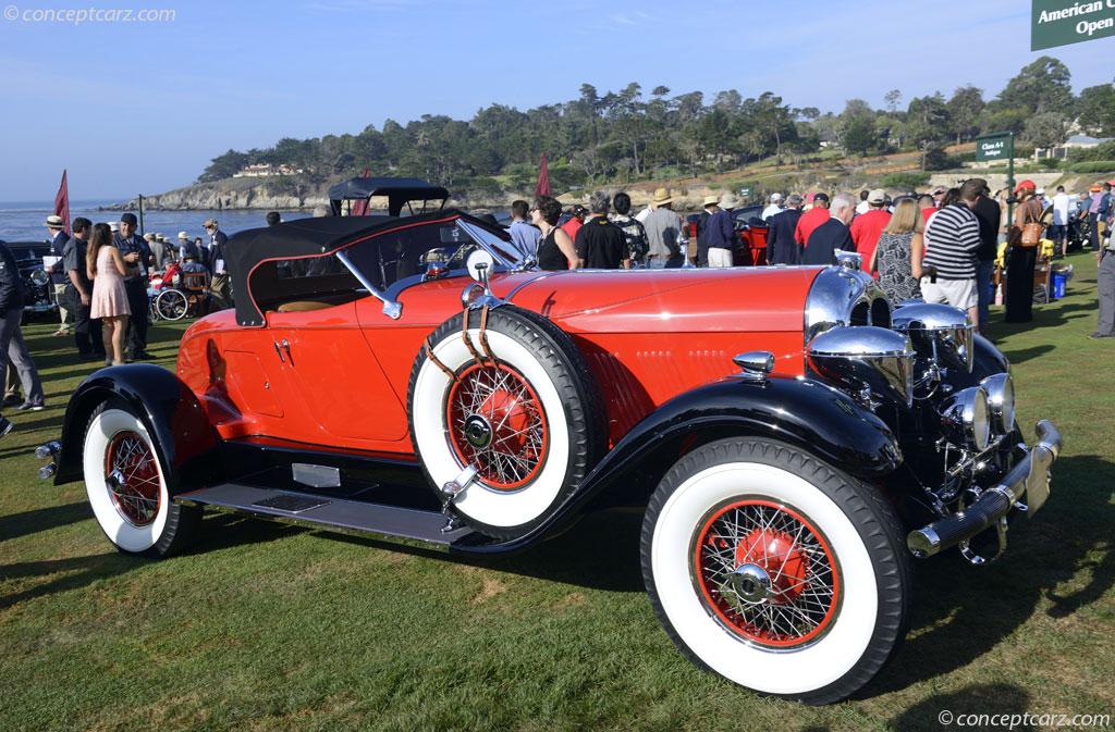 1928 Auburn Model 115 photos