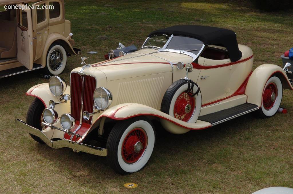 1932 Auburn 8 100 Image