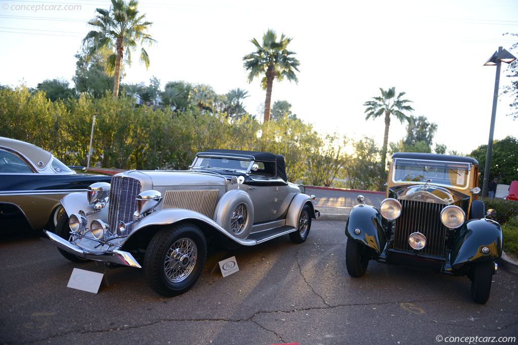 1934 auburn 1250 twelve conceptcarz for 1934 auburn 1250 salon cabriolet