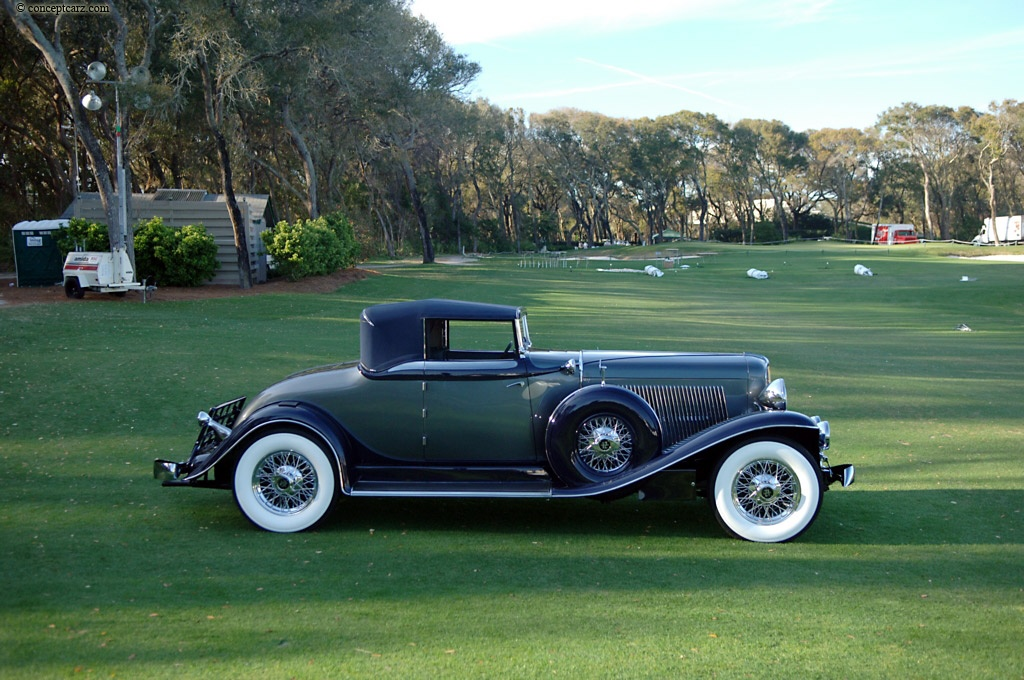 1934 auburn 1250 twelve at the amelia island concours d for 1934 auburn 1250 salon cabriolet