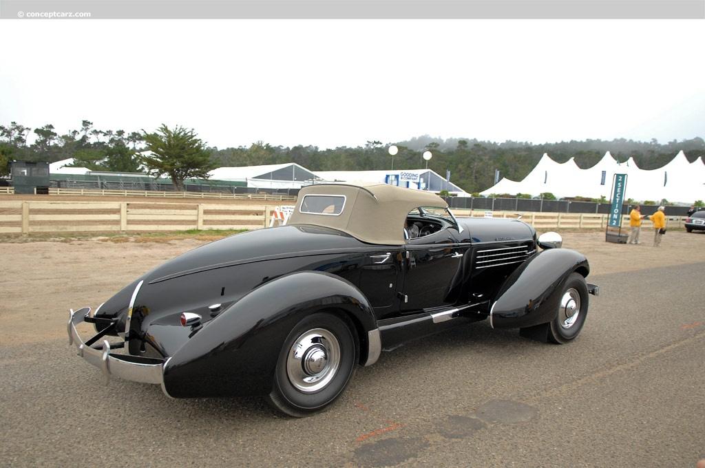 1935 Auburn 851 Vintage Motor Car Auction At Meadow Brook