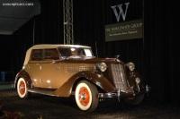 1936 Auburn 654 image.